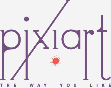 My portfolio- Pixiart Logo